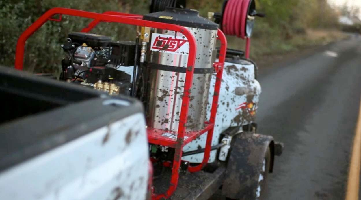 Pressure Washer Service & Repair | Central Cleaning Systems